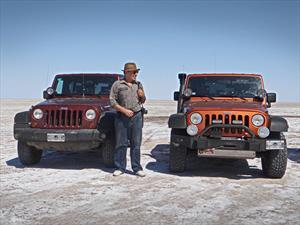 Entrevista a Enrique Davidsohn, presidente del Jeep Club Argentina (2da Parte)