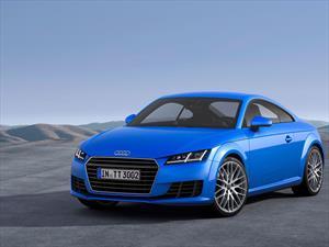 Audi TT 2015 se presenta con la nueva cabina virtual