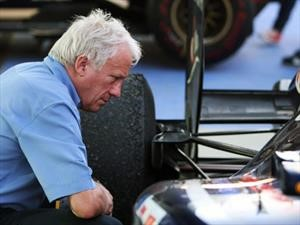 Falleció Charlie Whiting, director de carrera de la F1