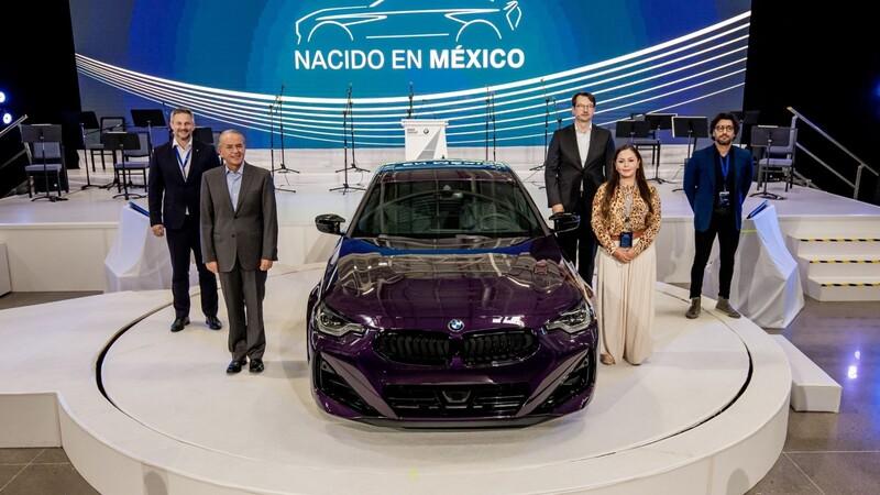 BMW Serie 2 Coupé 2022 ya se fabrica en México y podría ser accesible en Argentina