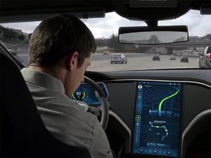 Video: Así es la conducción autónoma según Bosch