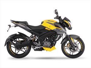 Corven Rouser NS200, ahora en color amarillo