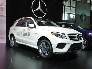 Mercedes-Benz GLE, la nueva Clase M