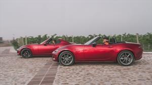 Mazda MX-5 vs Mazda MX-5 RF ¿cuál es mejor?