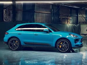 Porsche Macan recibe la actualización de mitad de vida