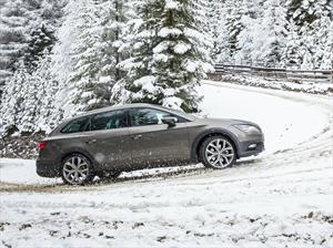 ¿Cómo manejar sobre nieve?