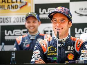 Hyundai Motorsport confirma a su triada de pilotos para la temporada 2017 del WRC