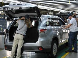 Toyota anuncia inversión de $10 mil millones de dólares en EE.UU.