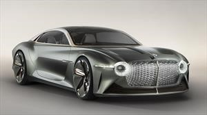 Bentley EXP 100 GT, el concept que anticipa el futuro