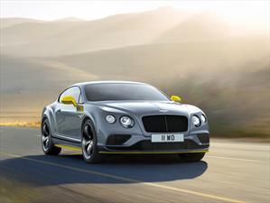 Bentley Continental GT Speed Black Edition, el más rápido de la marca inglesa
