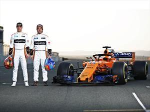 McLaren MCL33, creado para olvidar el desastre de 2017