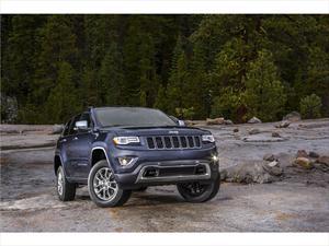 Jeep Grand Cherokee 2014 se renueva