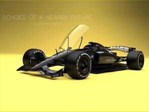 ¿Autos de la Fórmula 1 con la cabina cerrada?