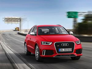 Audi presenta el poderoso RS Q3 en Ginebra