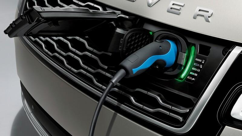 Jaguar Land Rover solo venderá autos eléctricos