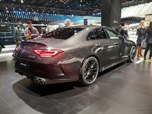 Mercedes 53 AMG lanza su línea híbrida