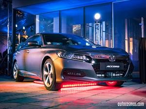 Honda Accord 2018 en Chile, dejando la bandera de los sedán en alto
