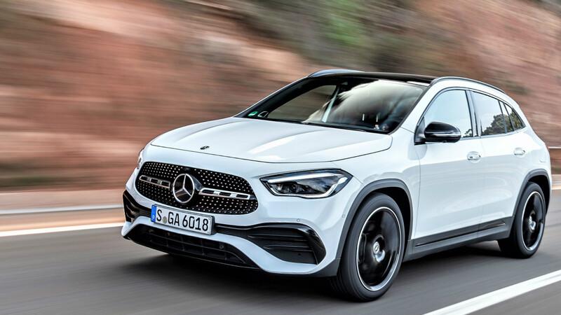 Mercedes-Benz GLA, llega a Colombia con renovación integral