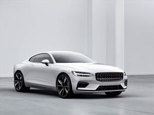 Volvo presenta el primer auto de Polestar, el Polestar 1