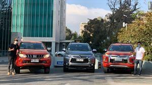 Mitsubishi entrega vehículos a Desafío Levantemos Chile en apoyo a emergencia por Coronavirus