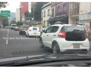 FIAT Mobi espiado