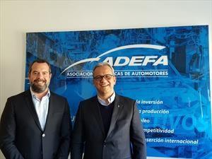 Nissan ya forma parte de ADEFA