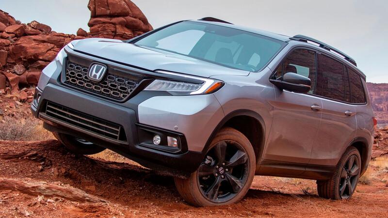 Honda registra el nombre Trailsport ¿nuevas versiones 4x4 a la vista?