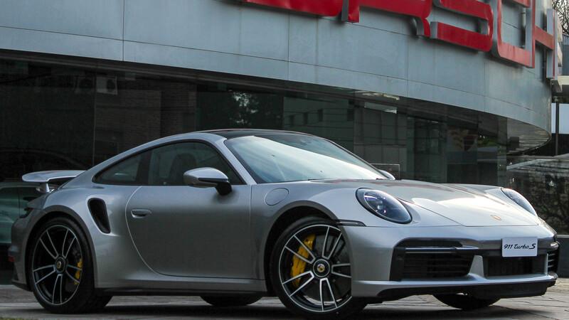Porsche 911 Turbo S se lanza en Argentina