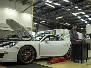 Autoelite, en el Top 3 de servicio postventa Porsche