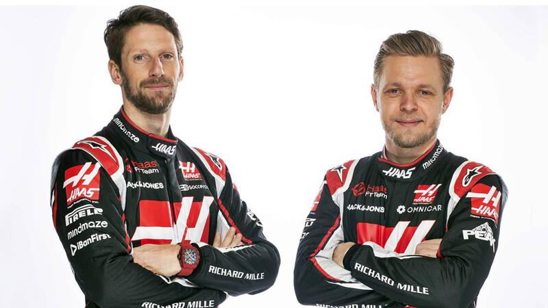 F1 2020: Ni Romain Grosjean ni Kevin Magnussen, Haas tendrá nuevos pilotos