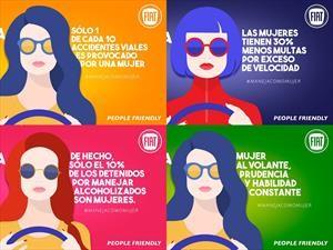 #ManejaComoMujer, la campaña con que FIAT reconoce el desempeño al volante del género femenino