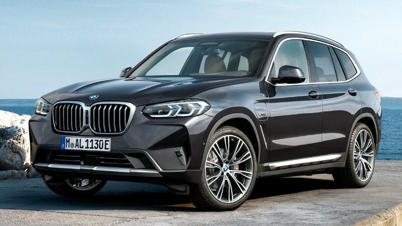 BMW X3 2021: nuevo diseño, mejores motores y más confort