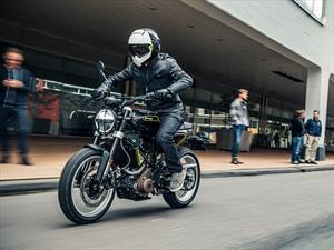 Husqvarna lanza tres motos urbanas