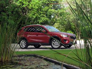 Mazda CX-5 gana Green Awards 2012