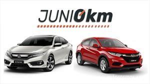 Junio 0Km: Las bonificaciones de Honda