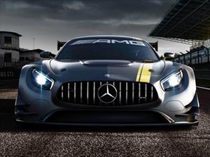 Mercedes-AMG GT3 se presenta