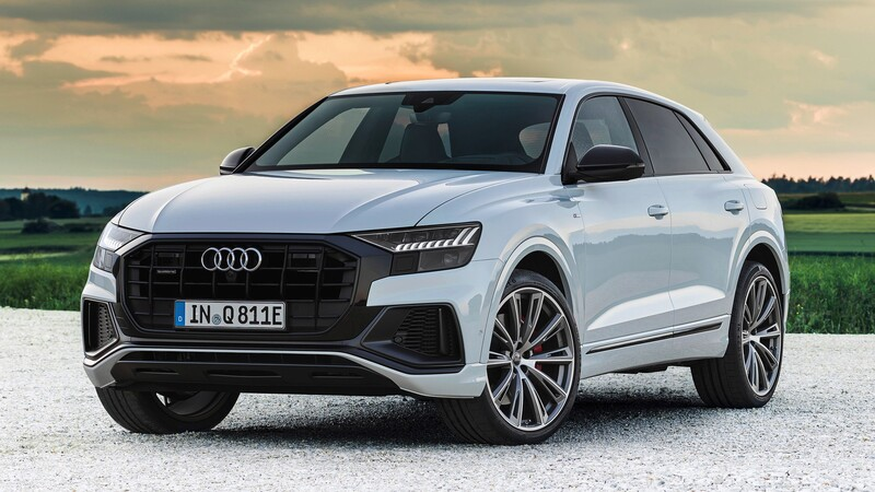Audi Q8 Plug-in Hybrid 2021: Potencia para elegir