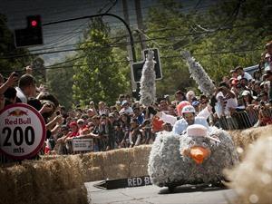 Red Bull Soapbox Race Chile 2016, el regreso de los autos locos