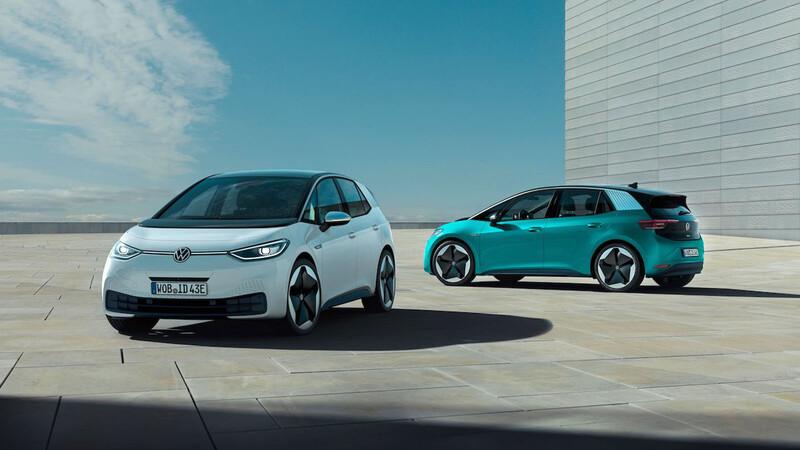 Volkswagen ID.1: el eléctrico más pequeño para 2025