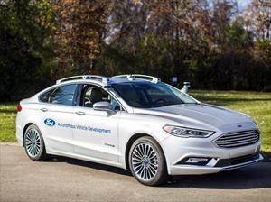 Ford Fusion Hybrid autónomo, perfecciona la segunda generación
