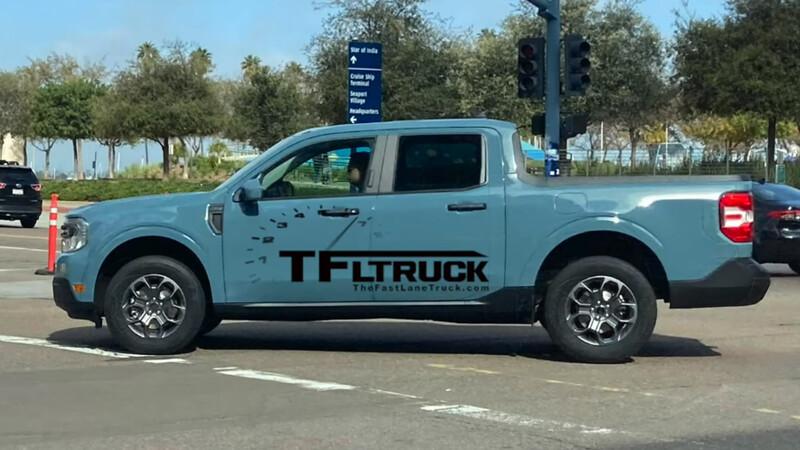 Así es la nueva Ford Maverick