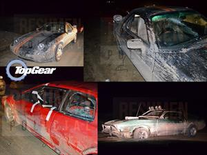 Top Gear se va apedreado de Argentina