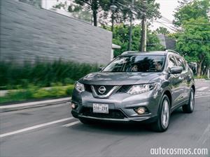 Test de Nissan Rogue 2015
