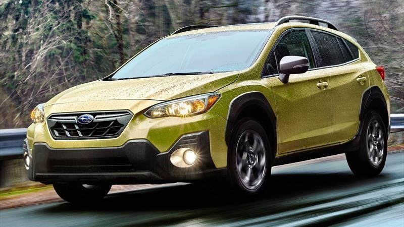 Subaru XV 2021, facelift repotenciado