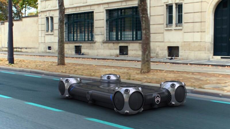 Citroën Skate, no sabemos qué es pero te lleva