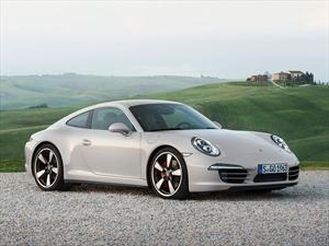Porsche celebra los 50 años del 911 con una edición especial