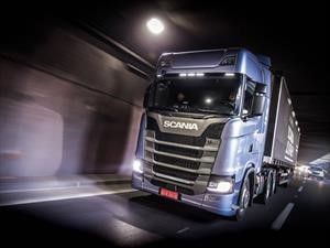 Llega a Chile la nueva generación de camiones Scania