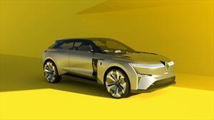 Renault Morphoz, el futurista francés