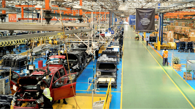 GM Colmotores lidera indicador del ranking global de calidad