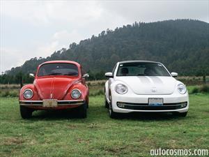 Volkswagen Beetle 50 aniversario a detalle